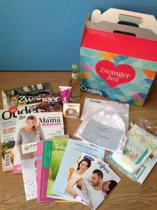 inhoud etos zwangerbox