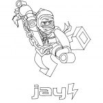 kleurplaat-ninja-go-jay