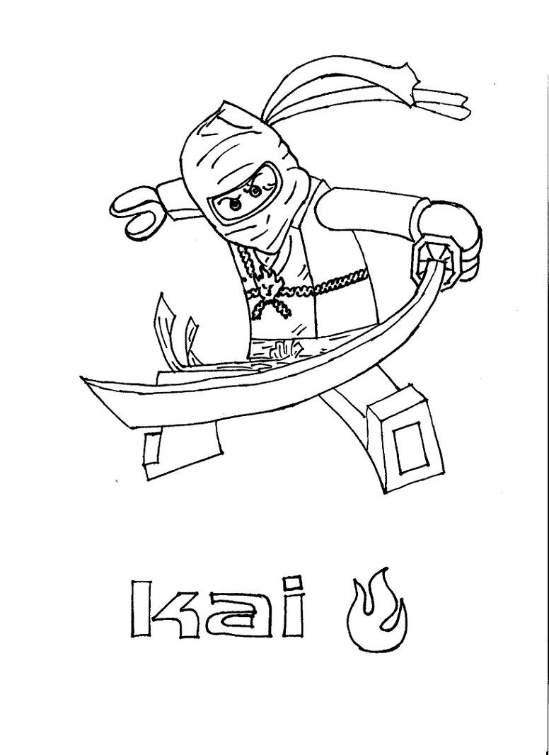 Kleurplaten Lego Ninjago Kai.Ninjago Kleurplaten Kleurplaten Ninjago Kleurplaat Ninjago